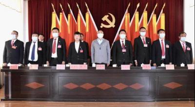 中国共产党曲石镇第三次代表大会胜利闭幕