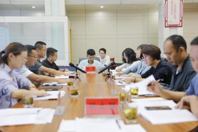 云南省专项督察组到腾冲市融媒体中心进行督察评估