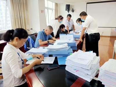 腾冲市人民医院创伤中心接受省级验收