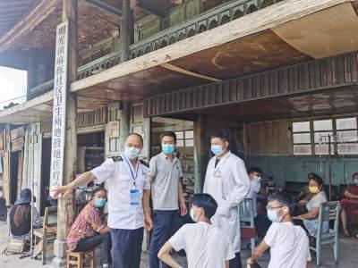腾冲卫生监督全方位开展疫情防控工作