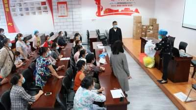 腾冲市妇幼保健院开展疫情防控知识培训