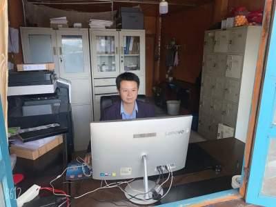 【九月·师韵】投身山村二十载 育出桃李满园香