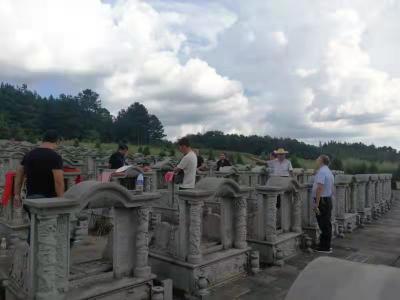 腾冲市开展殡葬领域执法专项检查