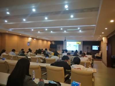 """腾冲市新媒体人员积极参与2021年云南省网络正能量""""五个一百""""征集动员培训会"""