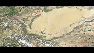 《太空的见证》第八集《沙》