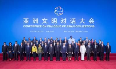 从习主席这些话里,感知推动世界和平发展的中国力量