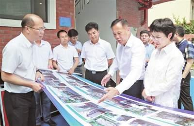 洪正华在蒙自调研时强调:州市同心奋力开创蒙自高质量发展新局面