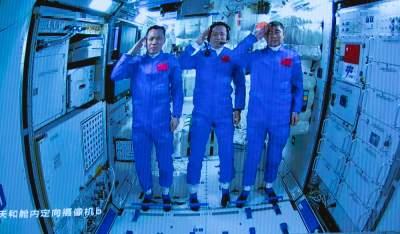 镜观·领航丨总书记心系航天事业