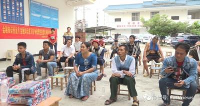 免费假肢取模 为中缅残疾人带来福音