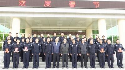 【新春走基层】瑞丽市委市政府新春走访送祝福