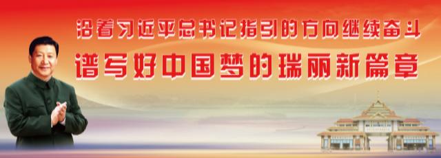 【沿着习近平总书记指引的方向   继续奋斗谱写好中国梦的瑞丽新篇章】之一——新时代新瑞丽党的建设谱写新篇章