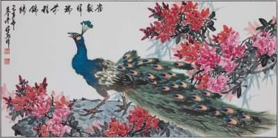 【中国梦·劳动美职工书法美术作品展】第三期