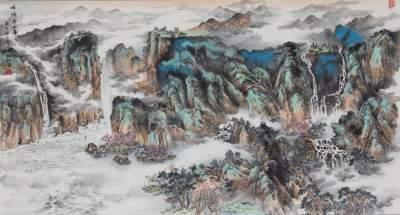 【中国梦·劳动美职工书法美术作品展】第四期