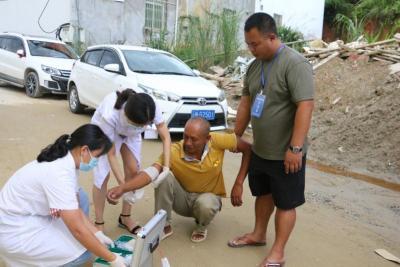 瑞丽市勐卯镇开展地质灾害演练活动
