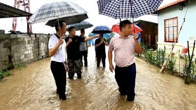 瑞丽市部署防汛抗洪救灾工作