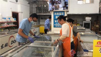 云南省紧急核查处置部分自厄瓜多尔进口的冻南美白虾
