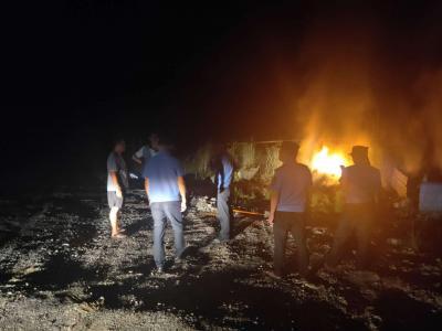 瑞麗城管嚴格辦理焚燒垃圾案件