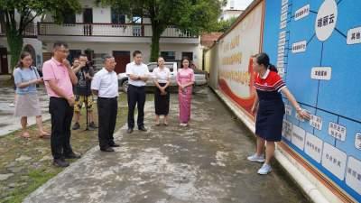 省委宣传部到瑞丽市融媒体中心调研民语民文工作