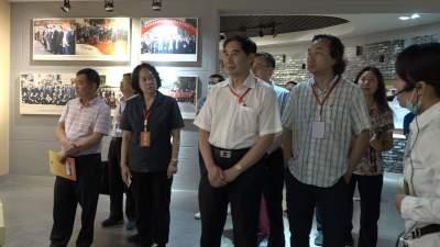 台湾省第十三届全国人大代表到瑞丽视察