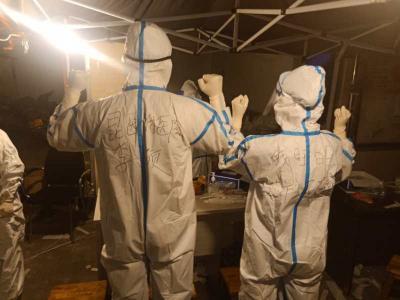 【抗疫一线】视频丨昆明这支医疗队是所有援瑞医务人员的缩影 瑞丽向你们真诚道句谢谢!