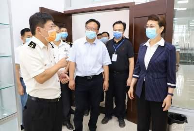副省长李玛琳:规范边境防控设施 提升边境疫情防控工作
