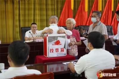 瑞丽市委办公室党总支补选总支委员