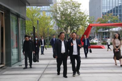走出去·引进来,瑞丽市长谢大鹏率队赴上海访企业、谈合作、促发展