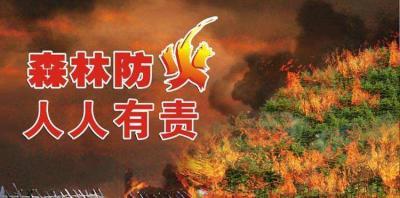 这2个月是森林高火险期,严禁一切野外用火!