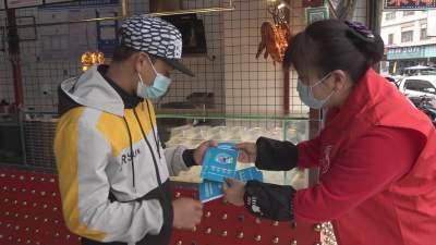 """【7个专项行动】瑞丽志愿者开展爱国卫生""""七个专项行动""""知识宣传"""
