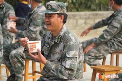 """【网络中国节·元宵】这碗汤圆暖了他们的""""胃""""蕾"""
