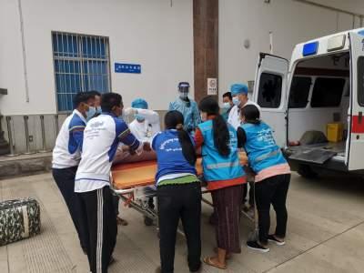 坠楼重伤外籍旅客出境救治  瑞丽边检急事特办助其快捷通关