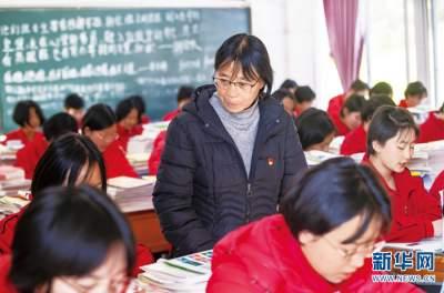 【三八节特别策划】独家照片讲述张桂梅芳华故事