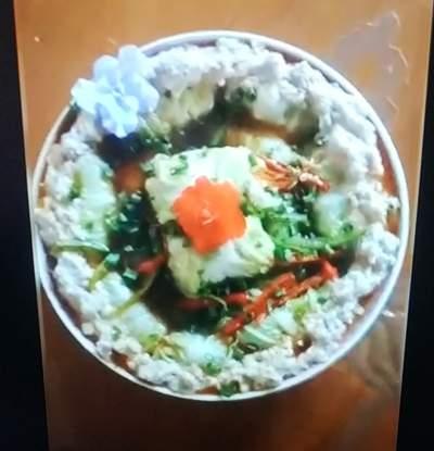【安心宅家· 幸福厨艺秀】今日食谱——白菜包肉