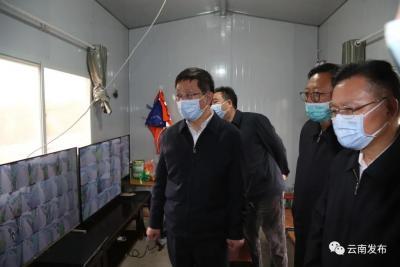 王予波率队在瑞丽市部署督导新冠肺炎疫情处置工作强调:坚持人民至上生命至上 迅速有力周密稳妥处置疫情