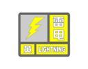 【气象预警】雷电黄色预警!未来6小时瑞丽辖区将出现雷电活动