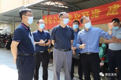 姜山:统筹做好疫情防控和经济社会发展工作