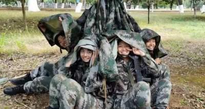 【关注】姑娘,来当兵!