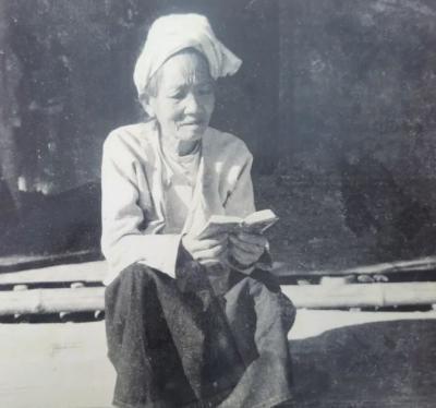 【光荣在党50年】约喊帅:边境线上赓续红色基因的傣族妇女