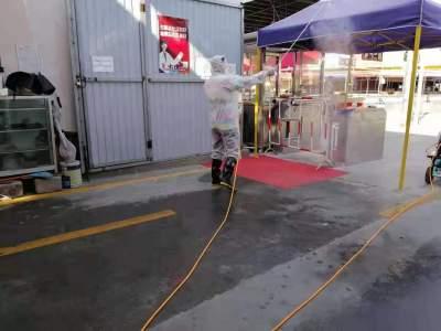 【疫情防控】瑞丽:城区农贸市场常态化消毒全面升级
