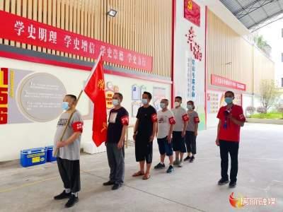 """""""党员就要冲锋在前""""——云南瑞丽抗疫一线共产党员群像"""