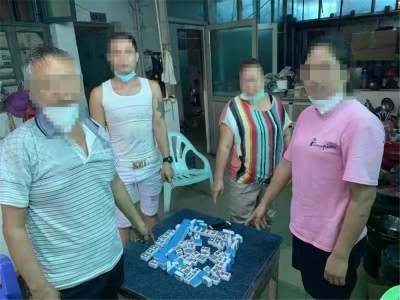 拘留5人!畹町依法处罚拒不配合疫情防控工作的人员