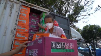 瑞麗:價值20萬元的生活物資送抵姐告