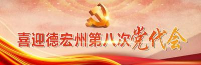 【喜迎德宏州第八次党代会】革故鼎新促经济腾飞