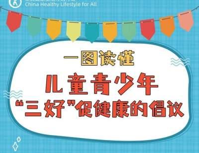 """""""饮食好、运动好、睡眠好"""",争做新时代""""三好""""少年,多家机构发起""""三好""""促健康联合倡议"""