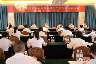 瑞丽市党代表热议:继续加强疫情防控各项工作