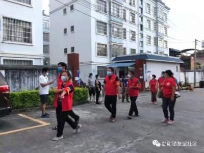 """【瑞丽江畔党旗红】友谊社区有这样一支""""大妈巡逻队"""""""