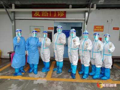 【瑞丽江畔党旗红】从一线到日常,他们始终初心不变……