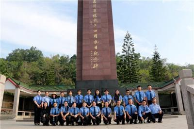 陇川县人民检察院组织开展警示教育实践课