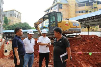 陇川老旧小区改造加速推进!