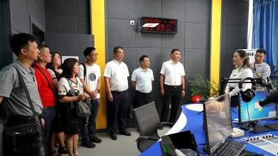 陇川县融媒体中心赴芒市融媒体中心、德宏传媒集团考察学习